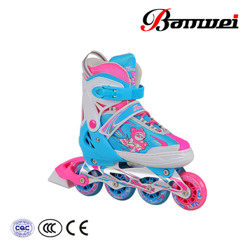 Zhejiang populer sale high quality BW-909 inline skates for kids