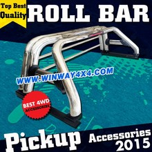 Double Pipe Roll Bar for Hilux Vigo 2012-2014