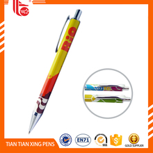NEW !!!Hot-sale hotal and car industry suitable / golden clip ball pen