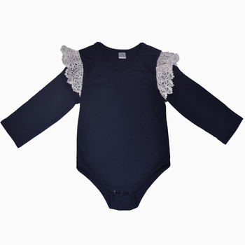 wholesale 100% cotton infant baby romper