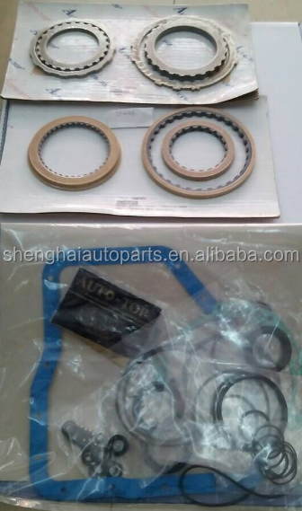 automatic transmission master friction clutch kit JF404E auto transmission repair kit