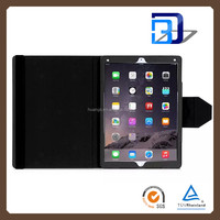 New Arrival Popular PU leather Flip Tablet cover For iPad pro bluetooth keyboard case