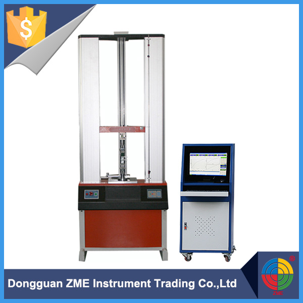 ISO/CE/ASTM hydraulic universal tensile testing machine how it works