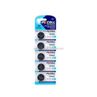 lithium ion button battery cr2032 3v 210mah 600packs/carton selected hot sale in 2015 summer