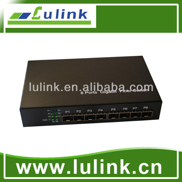 fiber optic Gigabit Ethernet Switch fiber optic Gigabit Ethernet Switch