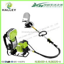 52cc gasoline knapsack shrub cleaning tool Brush Cutter