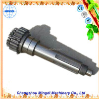 agriculture boat motors tapered transmission parts spare part drive Gear Auto shaft spline shaft coupling