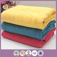 Brand new moist cotton towel