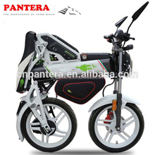 2016 New Portable EEC Mini Folding Electric Motorcycle Sidecar