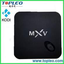 Quad Core Amlogic S905 TOPLEO MXV Android 4.4 Internet TV Box