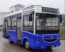 High Quality City Bus 4X2 Diesel Engine 18 Seat Mini Bus Price