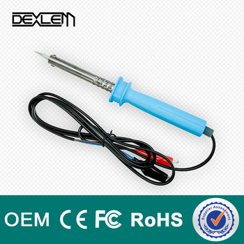 DELE 802 hot sale natural mica heating element 12V soldering iron