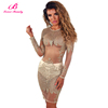 Lover-Beauty Long Sleeve Mesh Cover Bodycon Indian Women Cover Up Beach Dress
