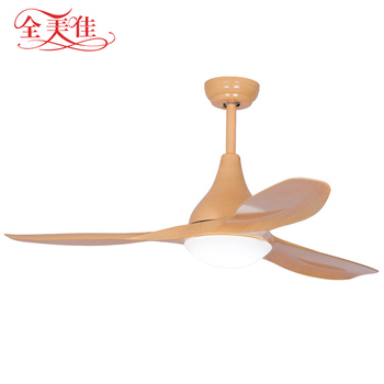 2017 Popular 48 inch decorative ceiling fan with led light