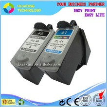 for canon ink PG40 CL41,compatible ink cartridge for canon ip1300
