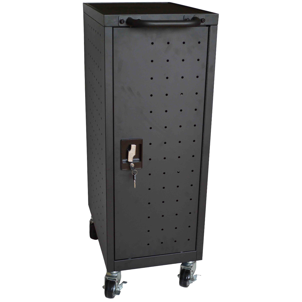 laptop & tablet storage and charging trolley UL approved