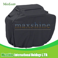 Garden Waterproof Medium 58 Inches Black BBQ Grill Cover