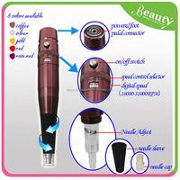 permanent makeup tatoo ,H0T010 makeup tattoo pen , permanent makeup digital machine