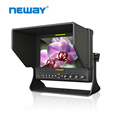 Same to Alibaba express product metal housing 1080p 7 inch lcd monitor with hd and sdi