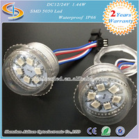 Hot sale waterproof programmable led dmx light for amusements park rides and advertising back light