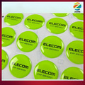 resin dome epoxy sticker eco-friendly epoxy sticker