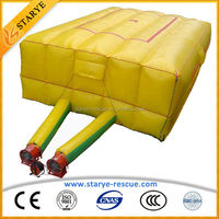 CE Certificated Jumping Lifesaving Device Rescue Air cushion