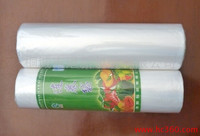 hot selling cheap HDPE/LDPE shopping/food plastic bags on roll with color printing