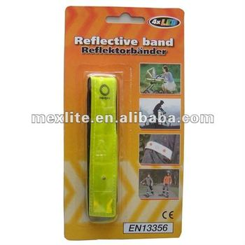 Blister Package Led Reflective Band