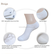 Custom Logo White Color Sport Ankle Seamless Comfortable Adults Socks