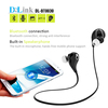 Bluetooth Neckband Wireless Stay in Ears Running Earbuds Sweatproof Sports Built-in Mic for iPhone6s