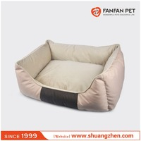 Colorful pet dog bed with Removable Washable dog sofa bed