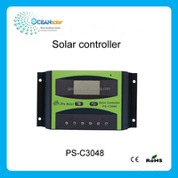 30A 48V LCD Display pwm Solar charger Controller