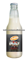 300ml Glass bottle soy milk