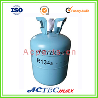 ACTECmax refrigerant with more than 99.9% Purity refrigerant gas r134a