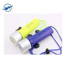 led Diving Flashlight Torch Hot selling Underwater 300M flashlight