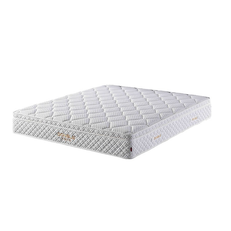 price list of hotel bed use euro top sleep well bonnell spring mattress - Jozy Mattress | Jozy.net