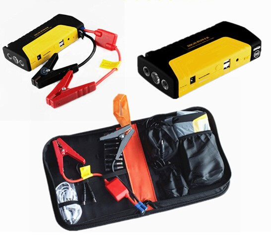 Factory Supply Auto Emergency Starting Power 16800mAh Jump Starter Battery Booster
