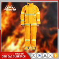 Kevlar Nomex Latest Desirable Aluminized Fire Suit