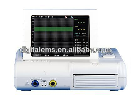 Fetal Monitor Can Acquire Fetal heart Rate, Maternal Uterine Contraction CMS800G