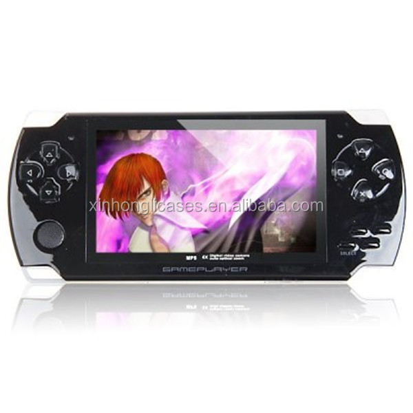Portable 4.3 Inch TFT 4GB 3.0MP MP5 Player Game Console with TV-OUT/FM Radio