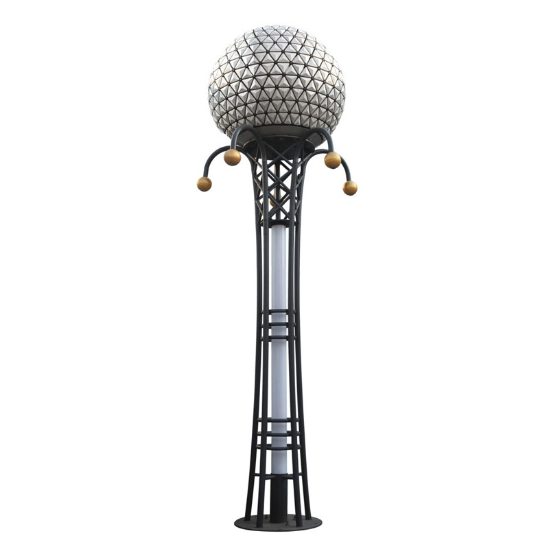 Famous Arabia decorative led lighting ball sculpture