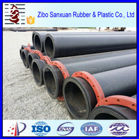 Promotional low price black plastic drain pipe on sale