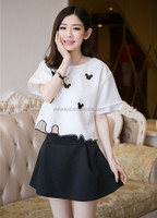 latest skirt design pictures of beautiful woman's suit photo women with open legs ladies skirt and blouse
