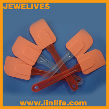 eco-friendly silicone cosmetic spatula