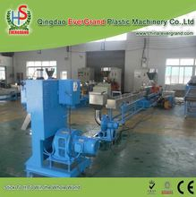 General Speed Force Feeder Plastic Granulator For Pp Pe Material