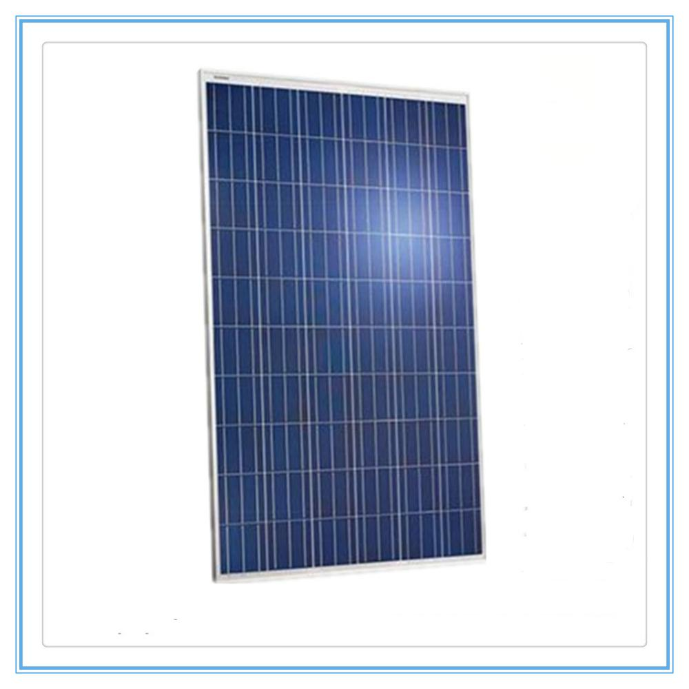 Factory price A Grade Polycrystalline pv solar panel 260w for wholesale