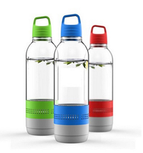 bicycle bluetooth 400ML water bottle speaker