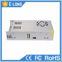360w single output switching power supply ac/dc 24v 15a with high quality