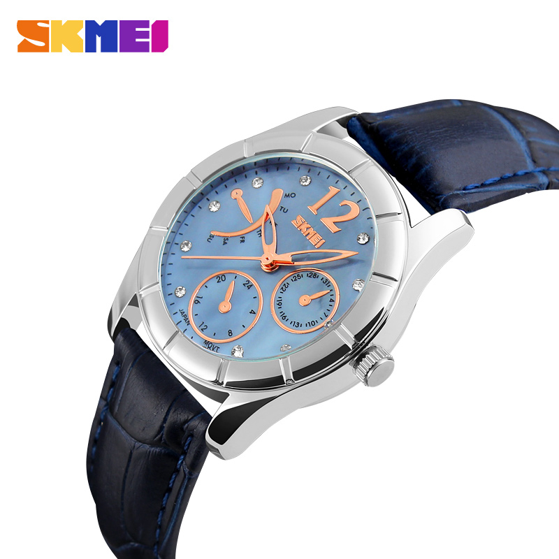 DIY China wholesale stainless steel unique business watch for man & lady