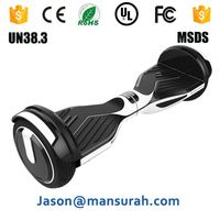 8 inch bluetooth LED marquee key remote 2 wheel smart self balance electric scooter hover board 2 wheels samsung battery